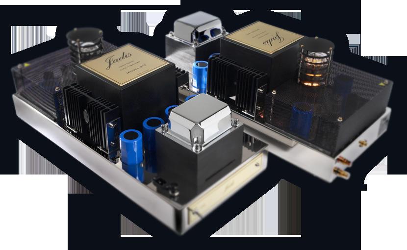 Jadis Electronics SE845