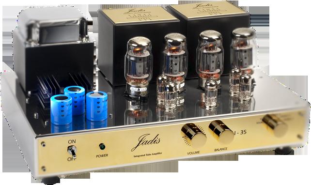 Jadis Electronics I35