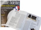Retrouvez-nous ce mois-ci dans la revue Haute Fidélité ....
