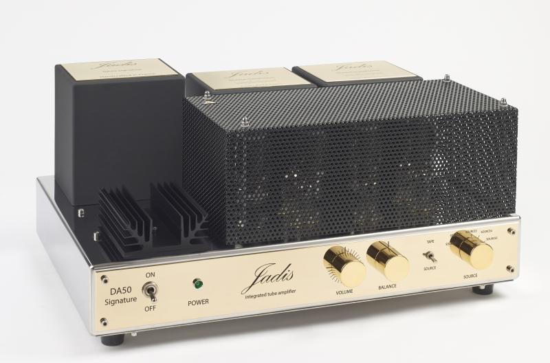 Tube Integrated Amplifiers Da50s Jadis Electronics