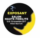 Salon Haute Fidélité 2017 Paris