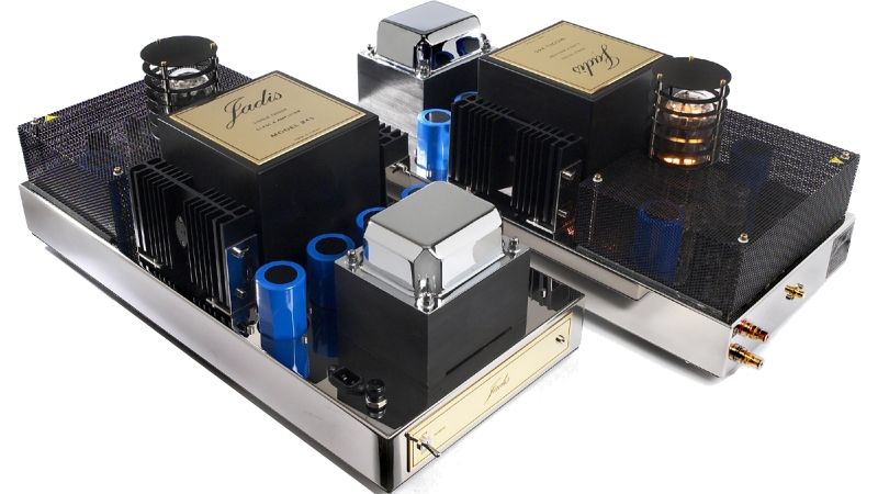 Tube Power Amplifiers SE845 Jadis Electronics